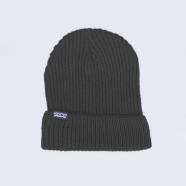 Patagonia Fishermans Beanie Black