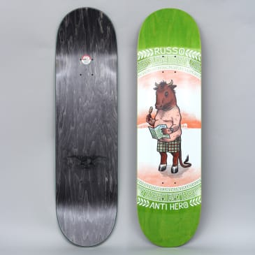 Anti Hero 8.62 Russo Legends Skateboard Deck