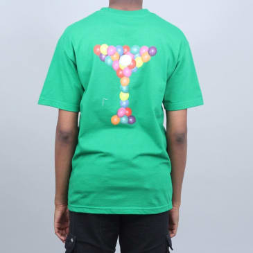 Alltimers Helium T-Shirt Kelly Green