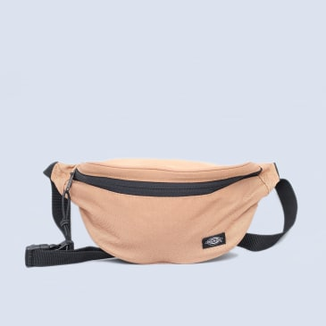 Dickies High Island Bum Bag Brown Duck