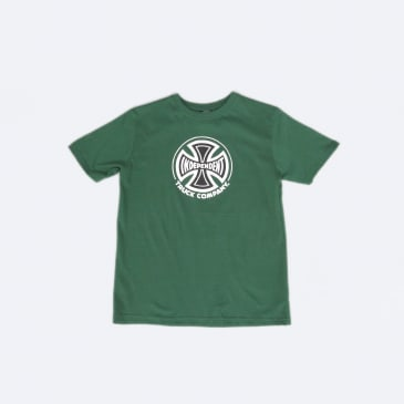 Independent Truck Co Youth T-Shirt Forest Green