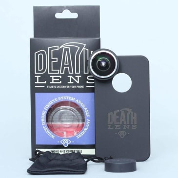 Death Lens iPhone 4/4S Fisheye Lens