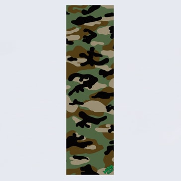 MOB Graphic Griptape Green Camo