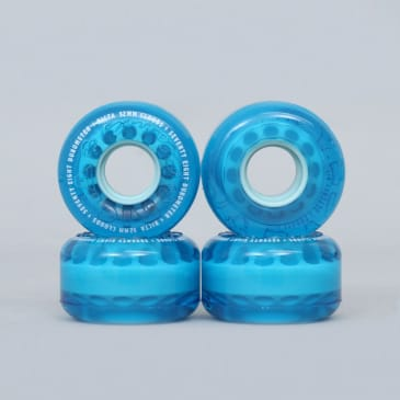Ricta 52mm 78A Crystal Clouds Wheels Blue