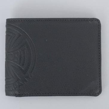 Independent Emboss Wallet Black