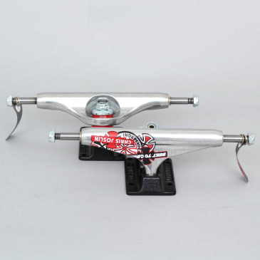 Independent 139 Stage 11 Chris Joslin Standard Hollow Forged Trucks Silver / Black