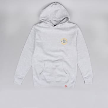 Spitfire Bighead Classic Youth Hood Grey Heather