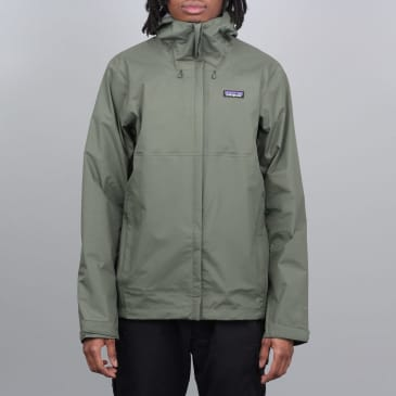 Patagonia Torrentshell 3L Jacket Industrial Green