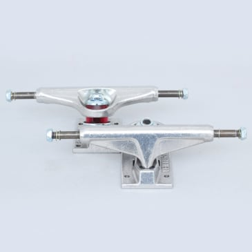 Venture 5.0 Low All Polished Skateboard Trucks (Pair)