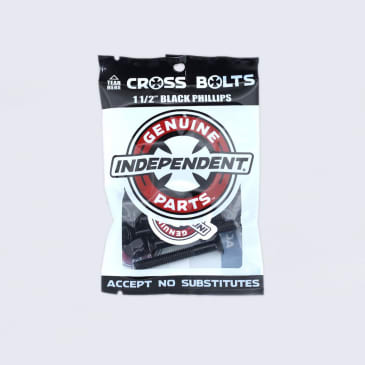 Independent 1 1/2 Phillips Bolts