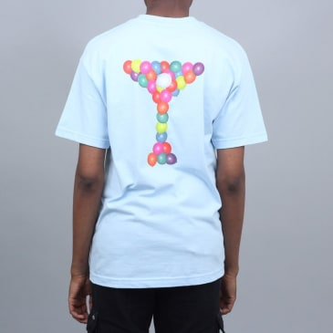 Alltimers Helium T-Shirt Powder Blue