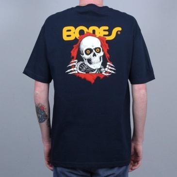 Powell Ripper T-Shirt Navy