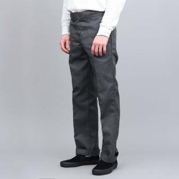 Dickies Slim 873 Work Pant Charcoal Grey