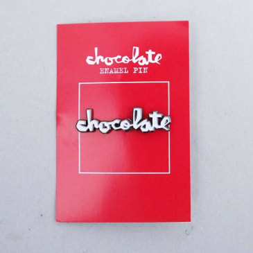 Chocolate Classic Chunk Enamel Pin Badge
