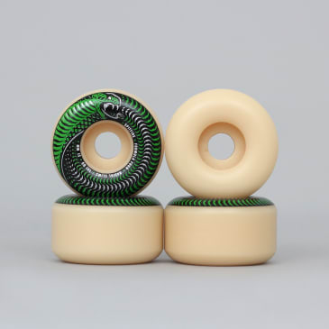 Spitfire 51mm 101DU Formula Four Venomous Radial Slims Wheels Natural