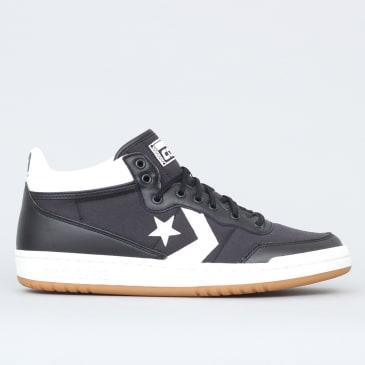 Converse Fastbreak Pro Mid Shoes Black / White / Gum