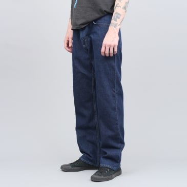 Vans V96 Relaxed / AVE Jeans Midnight Rinse