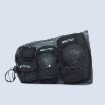 Bullet Combo Junior Padset Black