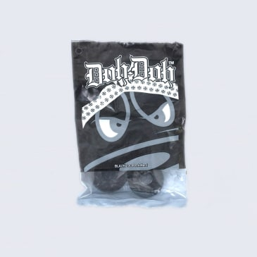 Shorty's 100 Rock Hard Doh Doh Bushings Black