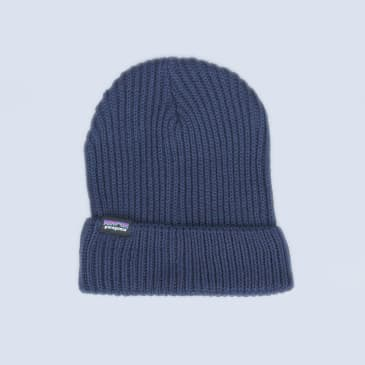 Patagonia Fishermans Beanie Navy Blue