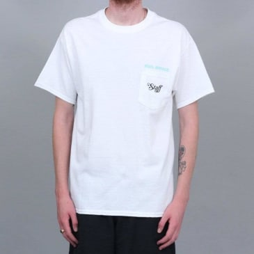 917 Pool Service T-Shirt White