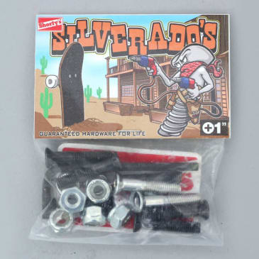 Shorty's Silverados 1 Allen Bolts