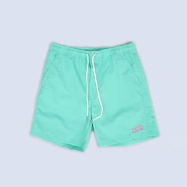 Civilist Kabel Swim Shorts Aqua