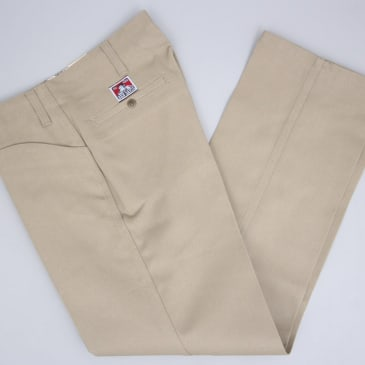 Ben Davis Trim Fit Pants Khaki
