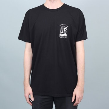 Supra Six T-Shirt Black