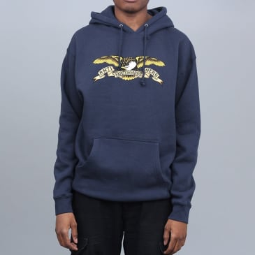 Anti Hero Eagle Hood Slate Blue