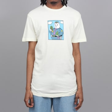 RIPNDIP Confiscated T-Shirt Natural