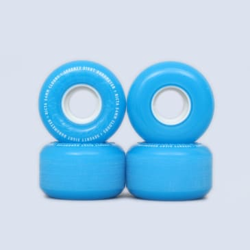 Ricta 54mm 78A Clouds Wheels Blue / White