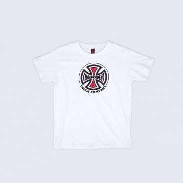 Independent Truck Co Youth T-Shirt White