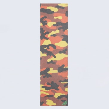 MOB Graphic Griptape Brown Camo
