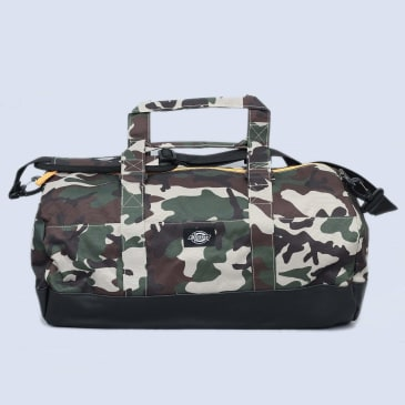 Dickies Mertzon Duffel Bag Camouflage