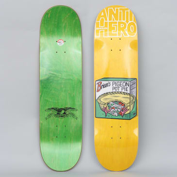 Anti Hero 8.25 B.A. Pigeon Fried Skateboard Deck