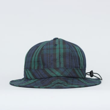 Pop Trading Bell Bucket Hat Nightwatch Plaid