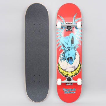 Birdhouse 7.75 Stage 1 Falcon Egg Complete Skateboard Red
