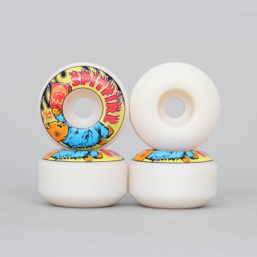 Spitfire 54mm 99DU Demonseed Wheels White