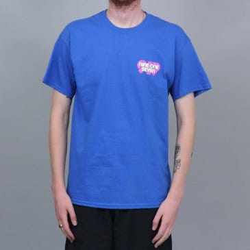 917 Swiss Alps T-Shirt Blue