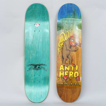 Anti Hero 8.06 Daan Grimple Business Skateboard Deck