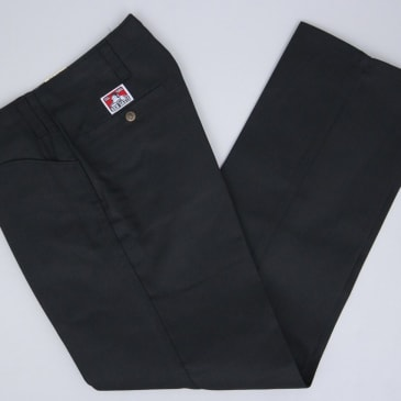 Ben Davis Trim Fit Pants Black