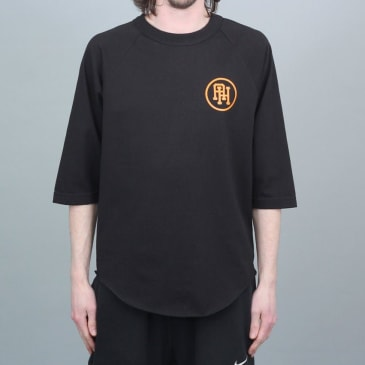 Anti Hero League Of Nothing 3/4 Sleeve T-Shirt Black