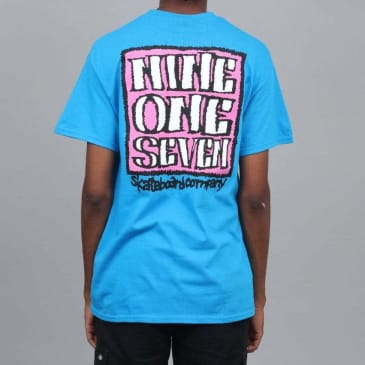 917 Old Deal T-Shirt Blue
