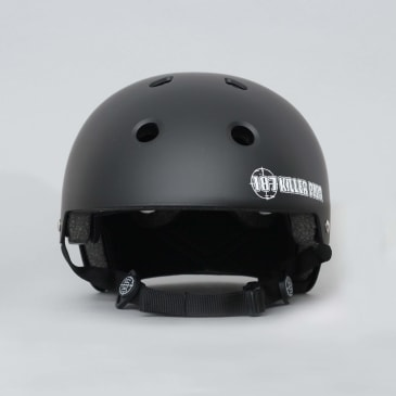 187 Killer Pads Certified Helmet Matte Black