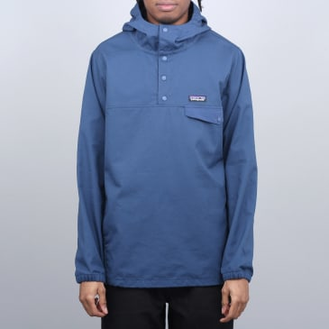 Patagonia Maple Grove Snap-T Pullover Jacket Stone Blue