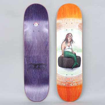 Anti Hero 8.12 Trujillo Legends Skateboard Deck