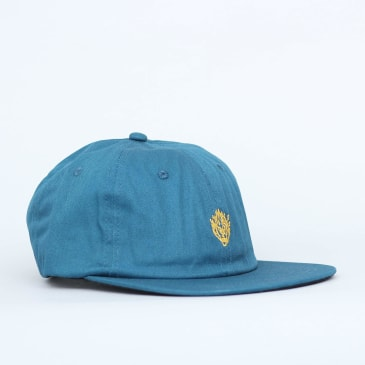 Slam City Skates Flamehead Cap Teal