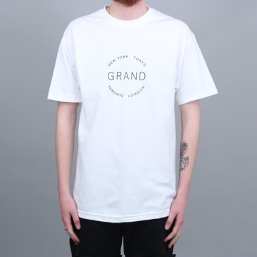 Grand Collection Cities T-Shirt White