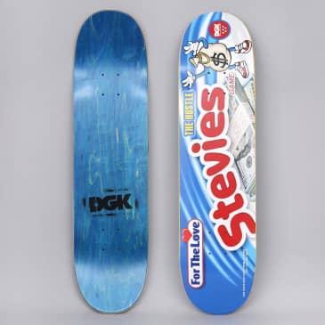 DGK 8.06 Stevie Corner Store Skateboard Deck Blue